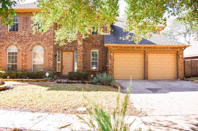 7413 Arcadia Trail, Fort Worth, TX 76137 (MLS #14231011) :: The Tierny Jordan Network