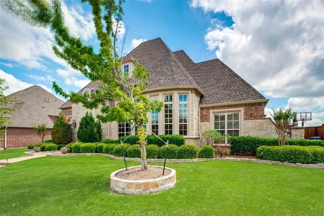 1471 Yuma Drive, Frisco, TX 75033 (MLS #14231014) :: RE/MAX Town & Country