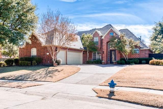 5300 N Meadow Ridge Circle, Mckinney, TX 75072 (MLS #14231035) :: Frankie Arthur Real Estate