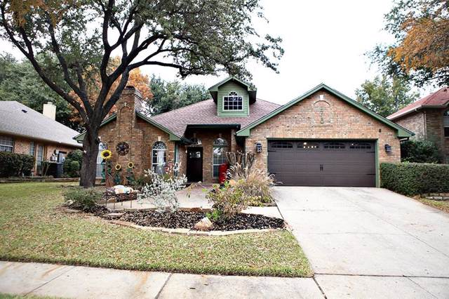 1710 Altacrest Drive, Grapevine, TX 76051 (MLS #14231040) :: RE/MAX Town & Country