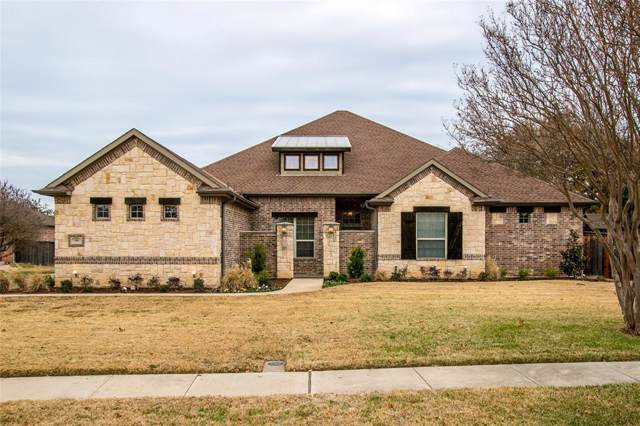 100 Dobecka Drive, Coppell, TX 75019 (MLS #14231041) :: The Chad Smith Team
