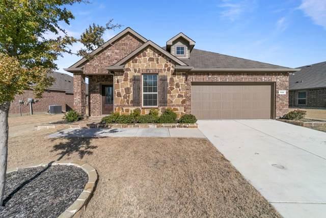 541 Northwood Drive, Oak Point, TX 75068 (MLS #14231053) :: Vibrant Real Estate
