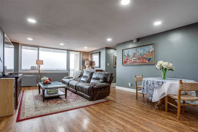 3883 Turtle Creek Boulevard #2004, Dallas, TX 75219 (MLS #14231056) :: HergGroup Dallas-Fort Worth