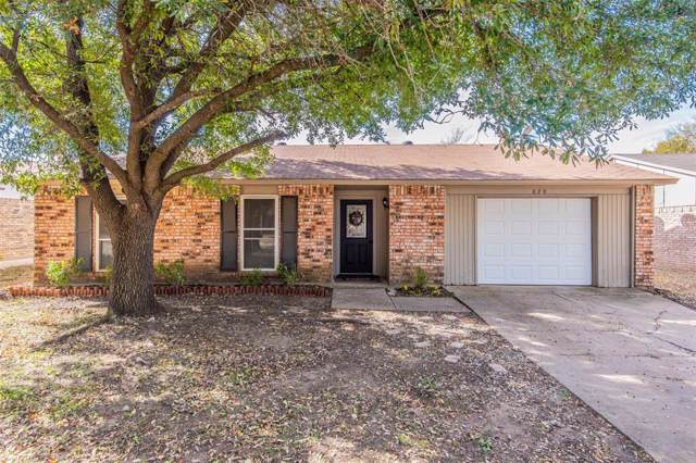 620 S Willow Street, Mansfield, TX 76063 (MLS #14231061) :: The Tierny Jordan Network