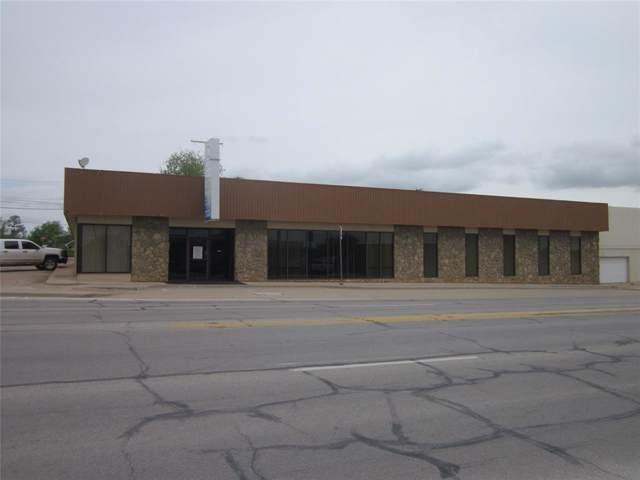 901 E Broadway Street, Sweetwater, TX 79556 (MLS #14231092) :: Team Hodnett