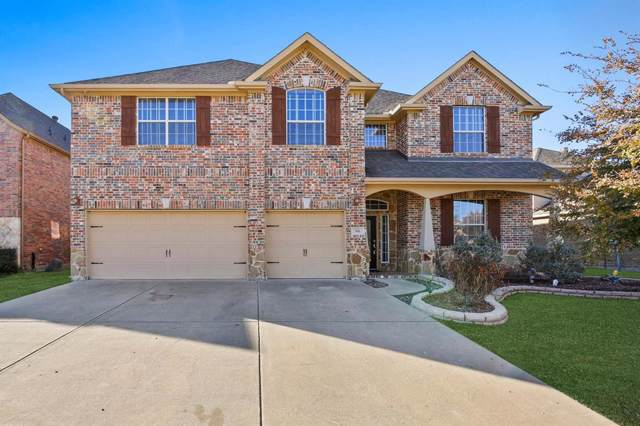 306 Adobe Lilly Court, Mansfield, TX 76063 (MLS #14231096) :: The Tierny Jordan Network