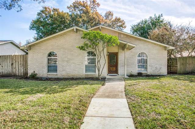 2906 Emberwood Drive, Garland, TX 75043 (MLS #14231097) :: Trinity Premier Properties