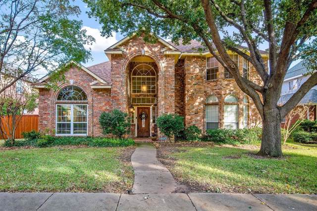 3208 Greenglen Drive, Carrollton, TX 75007 (MLS #14231100) :: Tenesha Lusk Realty Group