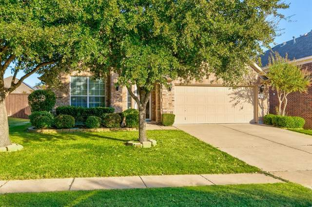 5160 Welara Drive, Grand Prairie, TX 75052 (MLS #14231129) :: Vibrant Real Estate