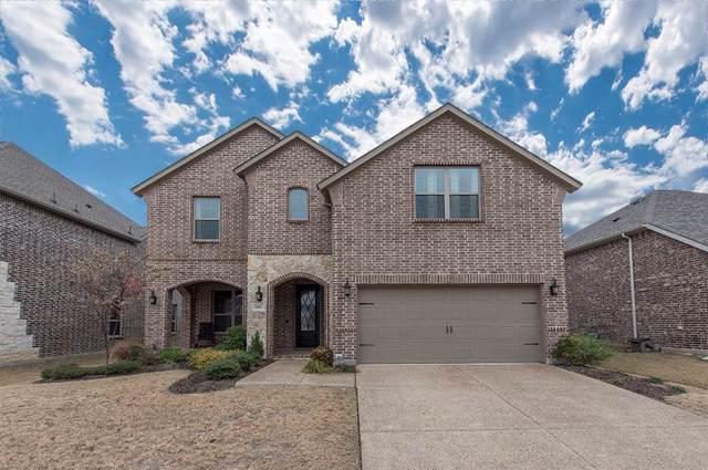 1412 Grapevine Ridge, Prosper, TX 75078 (MLS #14231133) :: Vibrant Real Estate