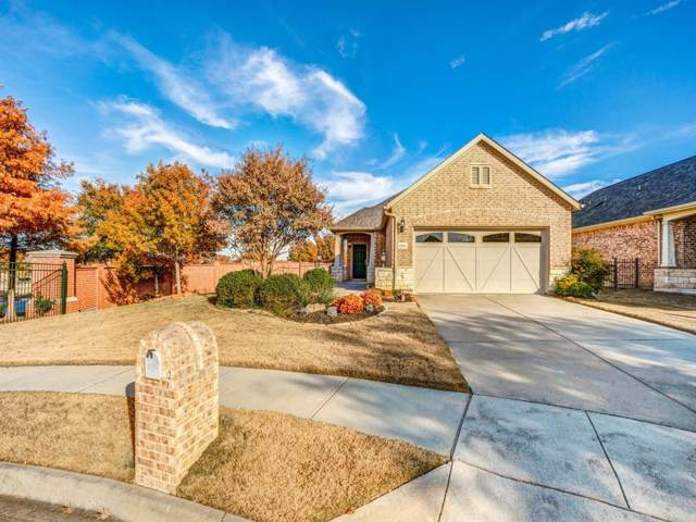 7990 Player Court, Frisco, TX 75036 (MLS #14231179) :: The Good Home Team