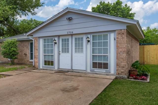 1706 Bordeaux Lane, Greenville, TX 75402 (MLS #14231185) :: The Kimberly Davis Group