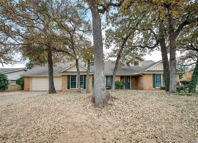 1100 Kathryn Street, Hurst, TX 76053 (MLS #14231195) :: The Chad Smith Team