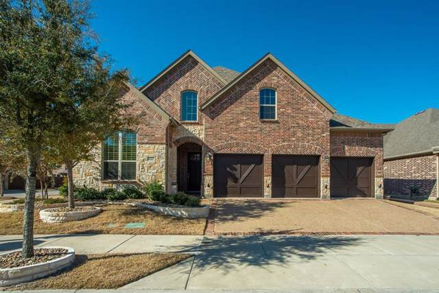 412 Warwick Boulevard, Lewisville, TX 75056 (MLS #14231203) :: Robbins Real Estate Group