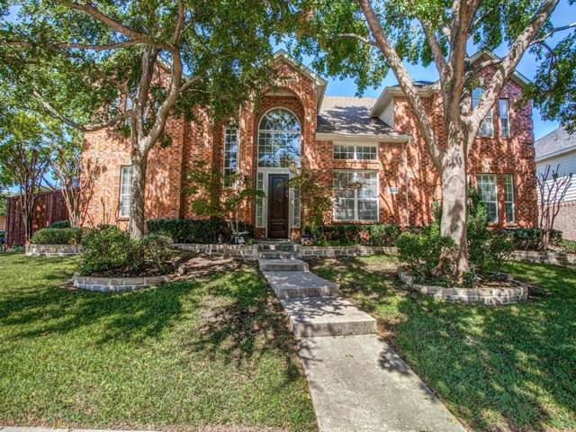 3425 Neiman Road, Plano, TX 75025 (MLS #14231228) :: RE/MAX Town & Country
