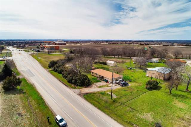 3703 Mckinney Street, Melissa, TX 75454 (MLS #14231237) :: The Hornburg Real Estate Group