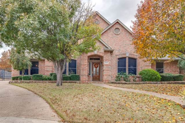 2130 Winding Creek Drive, Keller, TX 76248 (MLS #14231250) :: Frankie Arthur Real Estate