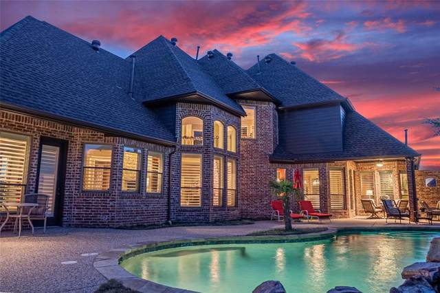 1621 Hidden Bluff Court, Prosper, TX 75078 (MLS #14231260) :: Vibrant Real Estate