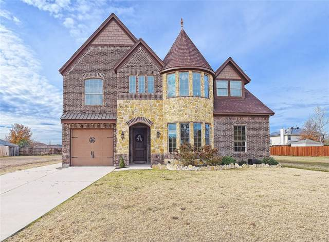 321 Marion Drive, Little Elm, TX 75068 (MLS #14231293) :: Tenesha Lusk Realty Group