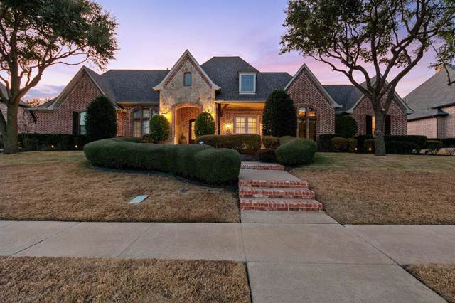 1100 Windsor Drive, Mckinney, TX 75072 (MLS #14231306) :: Vibrant Real Estate