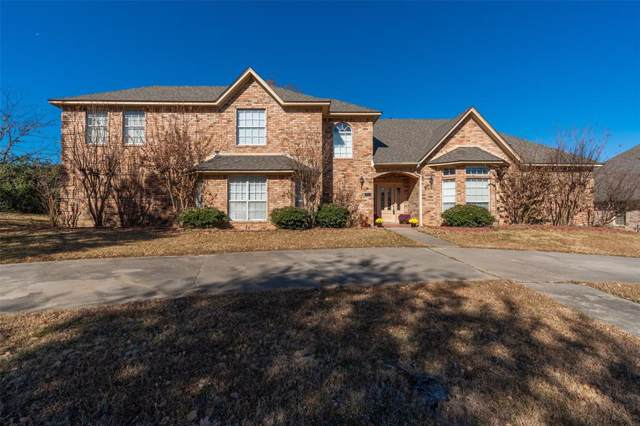 100 Owl Tree Trail, Greenville, TX 75402 (MLS #14231347) :: The Kimberly Davis Group