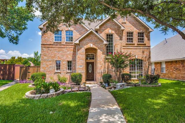 8264 Mura Drive, Plano, TX 75025 (MLS #14231348) :: The Good Home Team