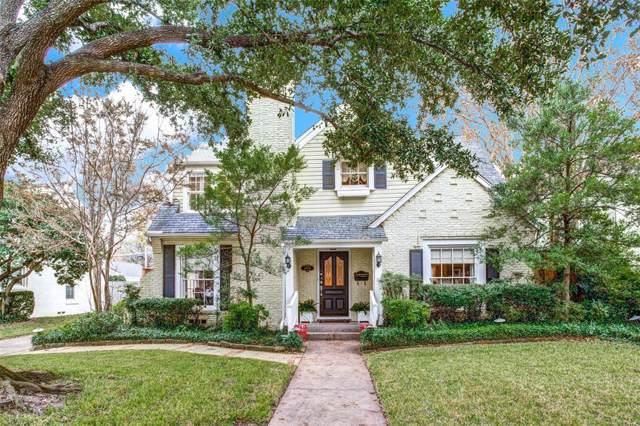 6938 Meadow Lake Avenue, Dallas, TX 75214 (MLS #14231373) :: Vibrant Real Estate