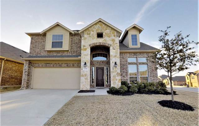 3700 Riversdale Road, Frisco, TX 75036 (MLS #14231386) :: The Good Home Team