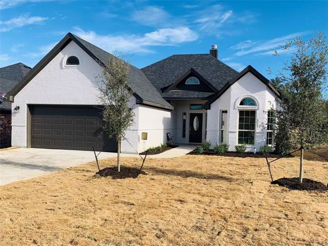 1600 Town Creek Circle, Weatherford, TX 76087 (MLS #14231393) :: All Cities Realty