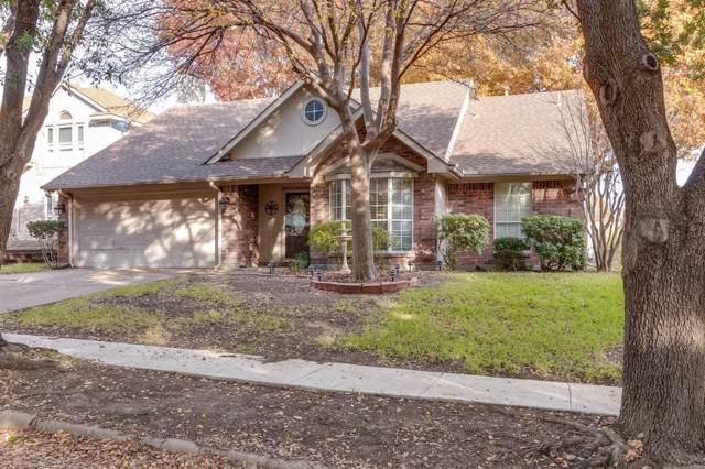 7554 Bear Lake Drive, Fort Worth, TX 76137 (MLS #14231433) :: The Tierny Jordan Network