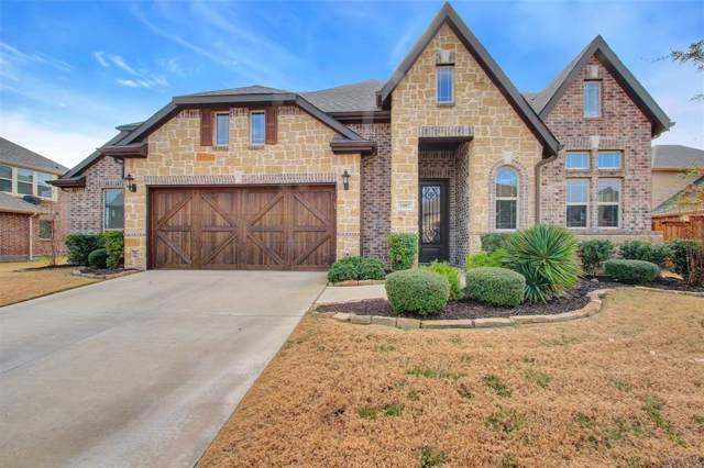 1007 Canterbury Lane, Forney, TX 75126 (MLS #14231436) :: RE/MAX Landmark