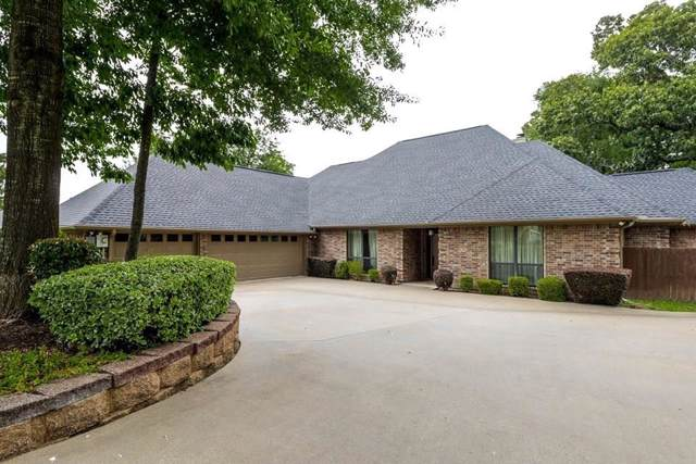 1607 Colonial Drive, Longview, TX 75605 (MLS #14231449) :: RE/MAX Town & Country