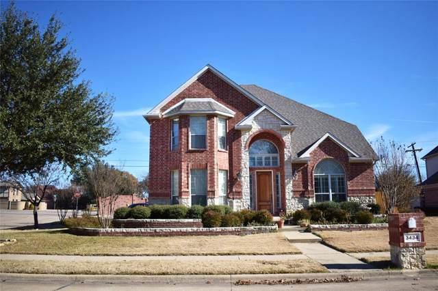 3434 Mallard Park, Rowlett, TX 75088 (MLS #14231453) :: Team Tiller