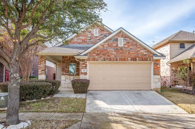 551 Kirby Drive, Lantana, TX 76226 (MLS #14231469) :: The Daniel Team