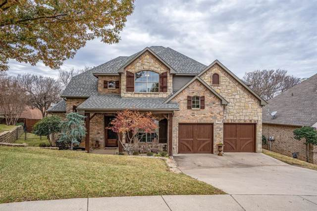 2921 Kimball Court, Grapevine, TX 76051 (MLS #14231478) :: The Kimberly Davis Group