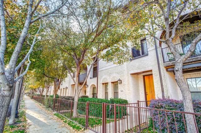 3835 Cole Avenue, Dallas, TX 75204 (MLS #14231484) :: All Cities Realty