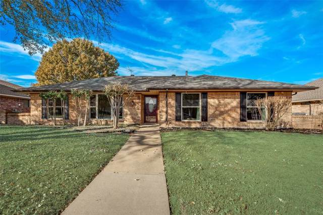 2109 Canyon Valley Trail, Plano, TX 75023 (MLS #14231487) :: The Good Home Team