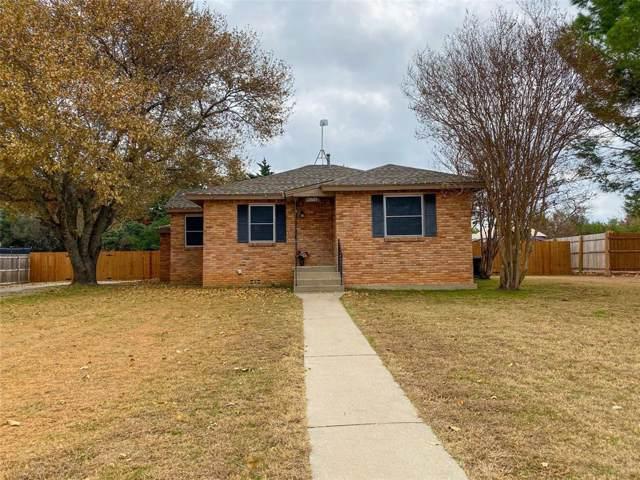 2801 S Garland Street, Decatur, TX 76234 (MLS #14231490) :: The Mauelshagen Group