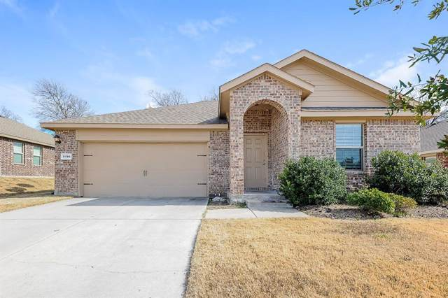 3316 Dumas Drive, Anna, TX 75409 (MLS #14231497) :: RE/MAX Town & Country