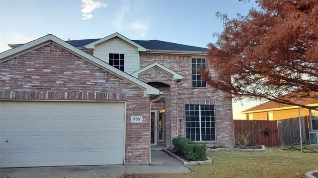 603 Waterford Street, Farmersville, TX 75442 (MLS #14231507) :: Potts Realty Group
