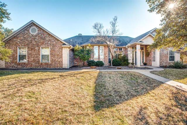 180 Lakeview Drive, Aledo, TX 76008 (MLS #14231516) :: RE/MAX Town & Country