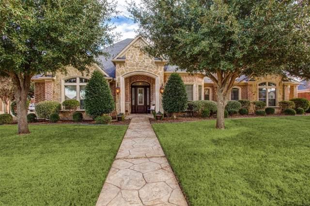 290 Hidden Lake Drive, Prosper, TX 75078 (MLS #14231517) :: All Cities Realty