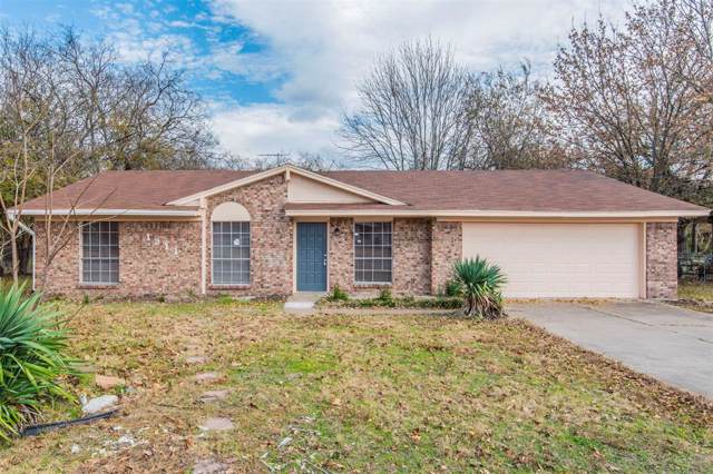 1211 S Catherine Street, Terrell, TX 75160 (MLS #14231524) :: RE/MAX Town & Country
