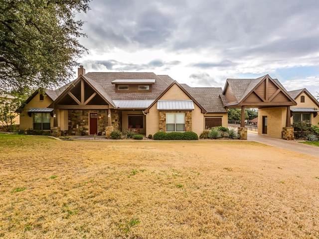 3701 De Cordova Ranch Road, Granbury, TX 76049 (MLS #14231542) :: The Chad Smith Team