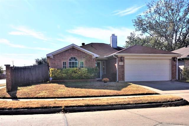 5800 Rock Meadow Trail, Arlington, TX 76017 (MLS #14231543) :: Vibrant Real Estate