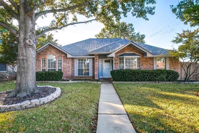 736 Blue Oak Drive, Lewisville, TX 75067 (MLS #14231553) :: Frankie Arthur Real Estate