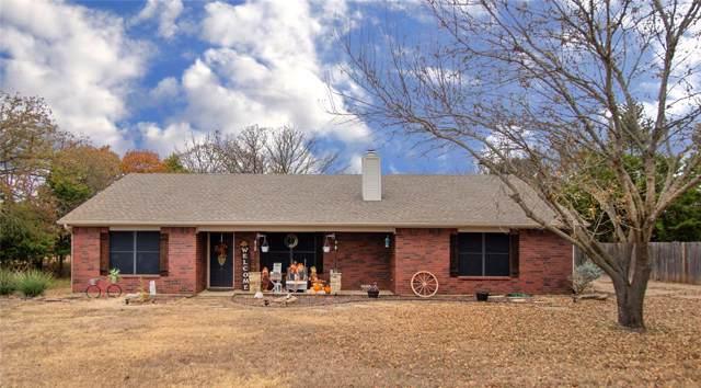 412 Brookfield Drive, Boyd, TX 76023 (MLS #14231574) :: Team Tiller