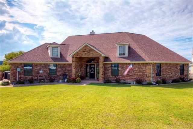 10566 Kitsee Knoll Way, Quinlan, TX 75474 (MLS #14231592) :: The Kimberly Davis Group