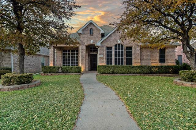 2462 Falcon Point Drive, Frisco, TX 75033 (MLS #14231615) :: The Good Home Team