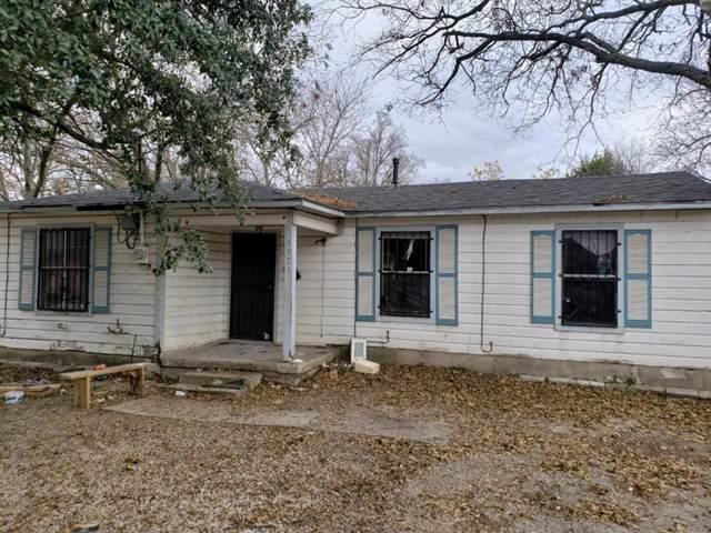 3923 Stanley Smith Drive, Dallas, TX 75216 (MLS #14231622) :: Frankie Arthur Real Estate